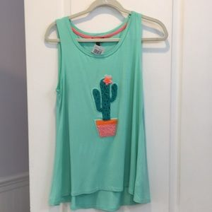 Tops - NWT Cactus Top.